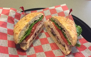 Italian Turkey sandwich that will make you feel like you're in Italy