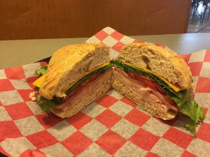 August Menu Item Spotlight- Gator Club