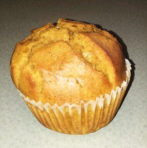 Menu Item Spotlight of the Month: Pumpkin Muffin